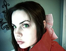 Aerith Gainsborough 11 by HaylieArtPhoto