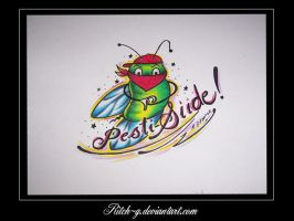 Gangster Fly by ritch-g