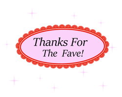 Thanks for the Fave! by QueenKay07