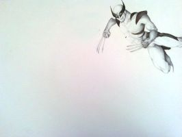 Wolverine by KatSaw