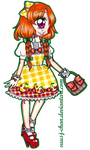 Urbi in Country Lolita [COMMISSION] by suusj-chan