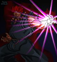 Akuma Colour by unknownguyver81