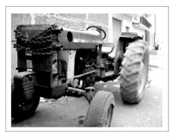 Tractor by ravemex