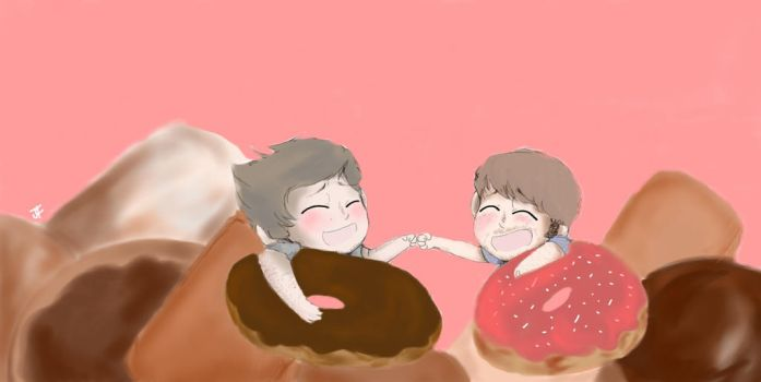 donuts! by huey4ever