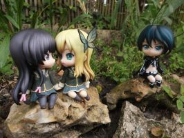 Forever Alone - Yozora and Sena, and BRS by Odessa-Himijo