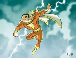 Shazam by UdonCrew