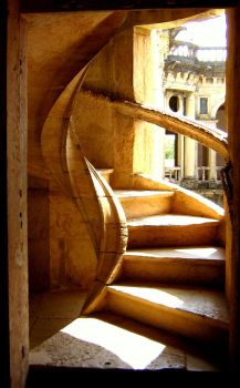 Stairs by Ladybird-J