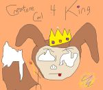 This is a Creature KING Carl by anophthalmiaLXIX