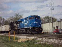 Conrail Heritage Unit by Mackinac-Mac
