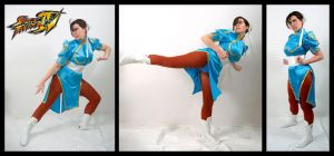 Chun Li test shoot by Jonboy2312