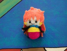 Lina Inverse Pocket Chibi by PocketChibisAndSuch