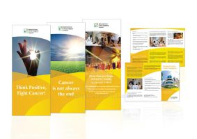 NCCS Banner and Brochure by purpletbl