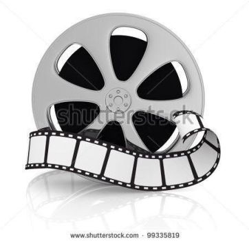 Film Buff cutie mark reference from shutterstock by caffeinatedkisses