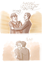 SH: sure is cliche in here by Puffintalk