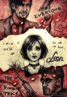 Leon - The Professional - Fan Art by Sadako-xD