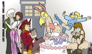 Happy 50th by Inspector97