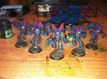 Night Lords Warp Talons by BigBossDante