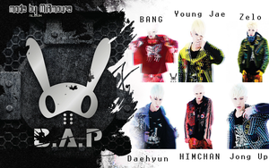 B.A.P wallpaper by MiAmoure