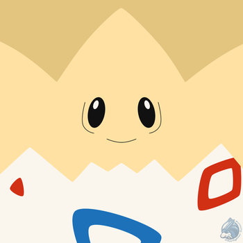 Togepi by Starfighter-Suicune
