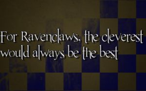 Ravenclaw Wallpaper by GlobalParody