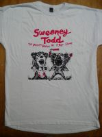 Sweeney Todd T-Shirt by Zortegus