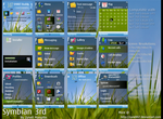 Symbian 3rd Theme by zynell02