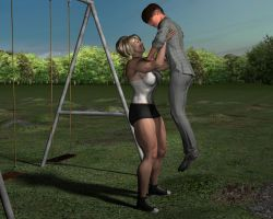 Swinging 027 by mez261uk