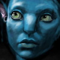 preview of neytiri by theraven93