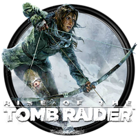 Rise of the Tomb Raider Dock Icon by OutlawNinja