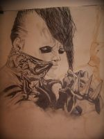Jerry Only by FreneticAmnesic