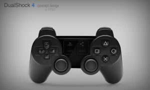 DualShock 4 w/ touch pad by GYNGA
