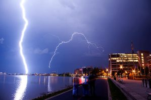 Evansville Lightning by DARRYL-SMITH