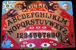 Ouija Board Painting by Dr-Twistid