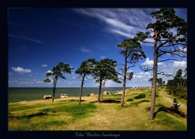 The Baltic Landings by Erni009