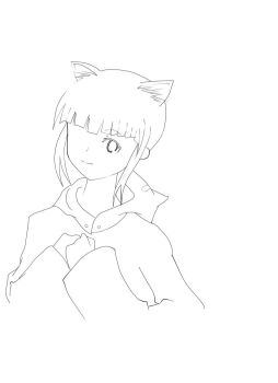 ME PN0 unfinished by VeirosVallas