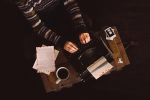writing about the past three months by Rona-Keller
