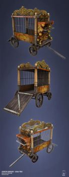 CIRCUS WAGON by FILCOMET