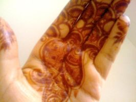 Henna.. by Artimise
