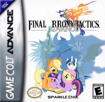 Final Brony Tactics Advance by nickyv917