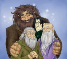 The Old Boys Club by Murielle