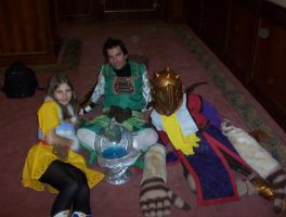 FFCC cosplay group by crimsontriforce