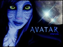 Me as Avatar by Littlemate