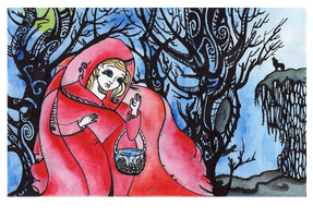 Red Riding Hood by adkind