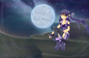 Moonlight Rest by shalambay
