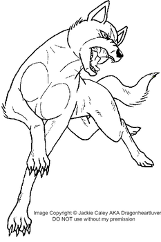 New Ginga LineArt 2 by DragonHeartLuver