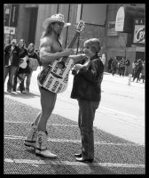 naked cowboy by bsq2phat