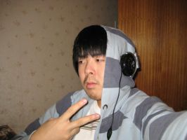 Me with Skullcandy by SlidingWingz