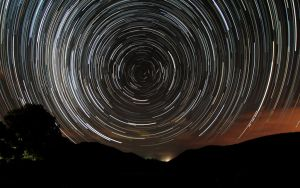 South Africa Startrail by Bobby01