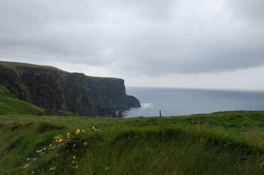 Cliffs of Moher by Necroserpent