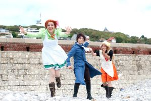Hetalia - Tasuketeeeeeee by Bunnymoon-Cosplay